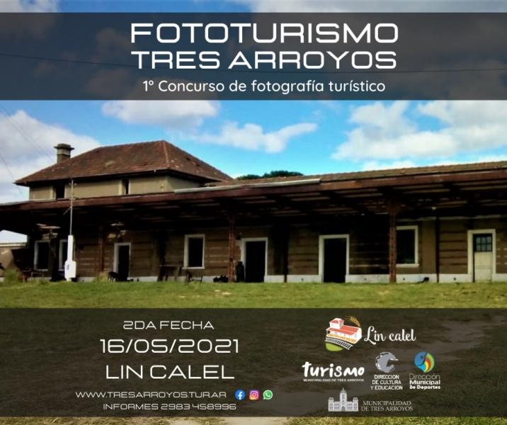 Abierta la inscripción para la 2° Fecha de FotoTurismo Tres Arroyos que tendrá lugar en Lin Calel