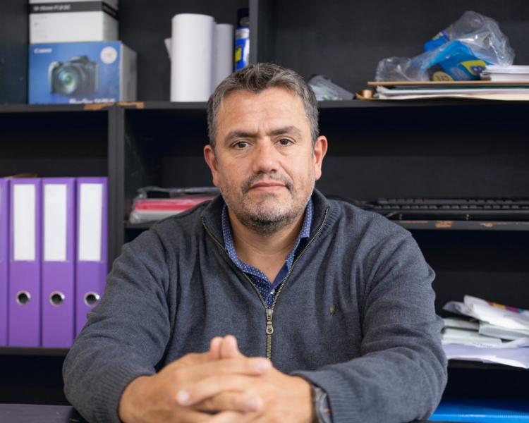 San Cayetano: Gargaglione designó a Guillermo Devincenti como coordinador de Seguridad