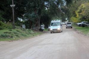 Menor herido en accidente con cuatri en Claromecó