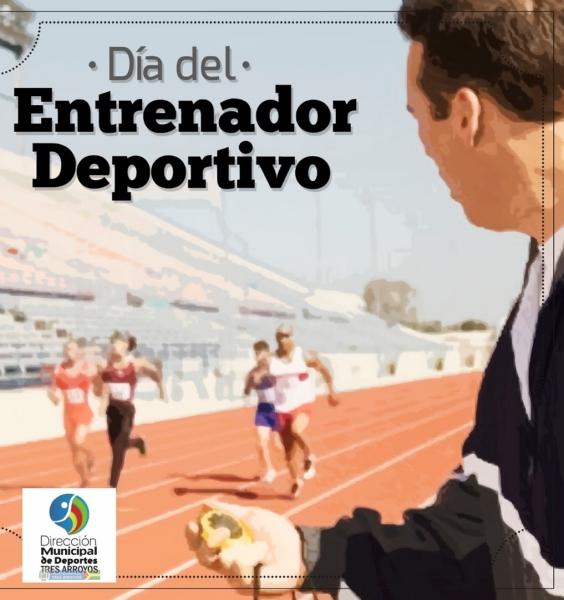 Saludo de la Dirección de Deportes por el Día del Entrenador