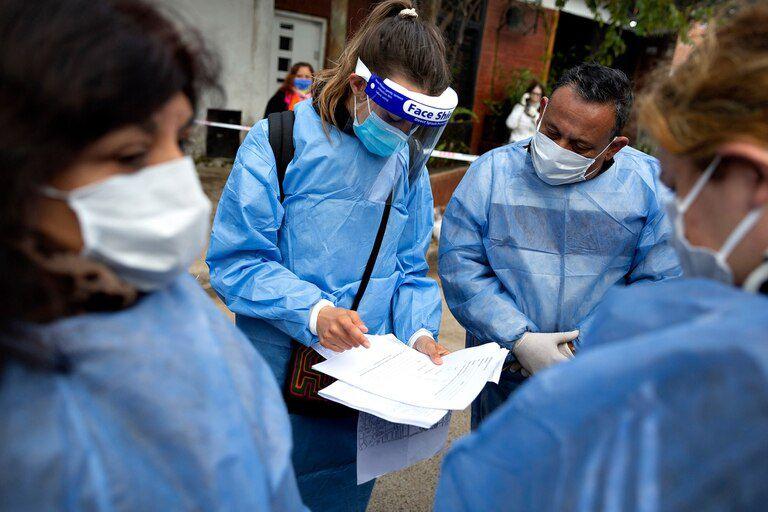 Coronavirus en Argentina: hubo 170 muertes y 18.024 nuevo contagios