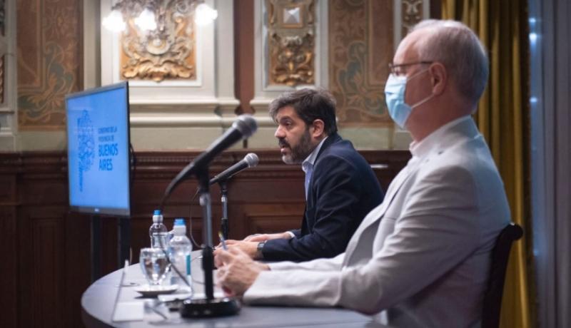 """Bianco aseguró que """"se aplicarán multas altas"""" a quienes no respeten las medidas"""