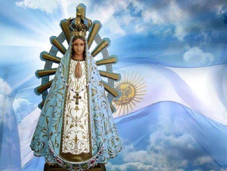 """Torquatti, en el día de Nuestra Señora de Luján: """"María es una referente del amor de Dios"""""""