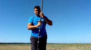 Juan Pablo Peralta participará en el Mundial de Longcasting que será en Italia