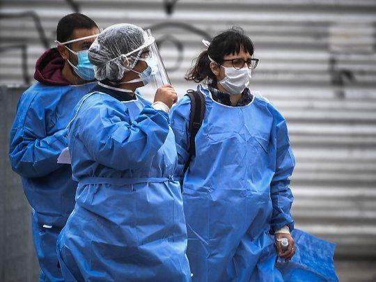 Coronavirus en Argentina: 607 muertes y 29.757 nuevos casos en 24 horas