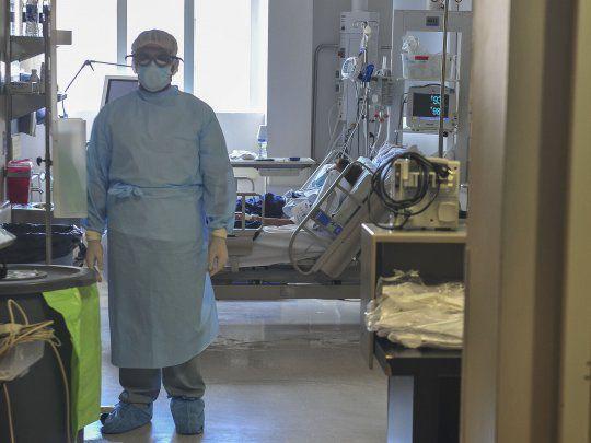 Otras 689 personas murieron y 26.934 fueron reportadas con coronavirus en el país