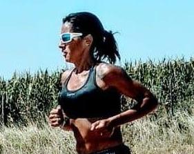 La atleta Belén Iardino y las nuevas formas de entrenar para continuar con la actividad a pesar de la pandemia
