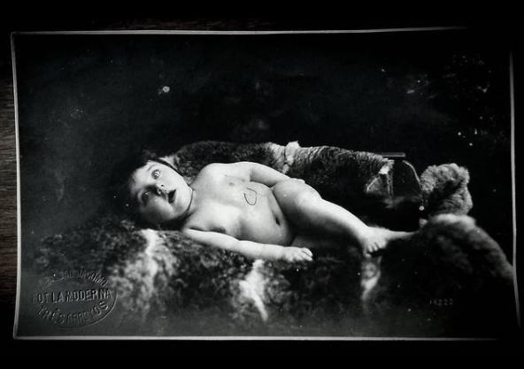 """A través de una imagen de su abuela, busca datos de """"Fotografía La Moderna"""""""
