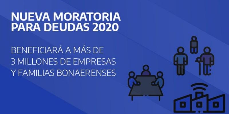 Implementan moratoria impositiva que beneficiará a más de 3 millones de contribuyentes bonaerenses