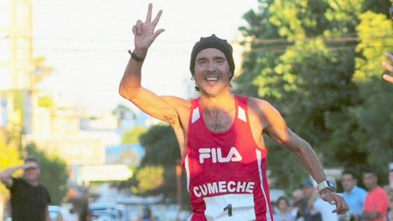 Sanguinetti sigue en carrera: competencias virtuales y entrenamientos adaptados desde casa