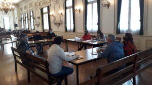 """Despacho por minoría para la creación del programa """"Proveer salud"""", destinado a las localidades"""