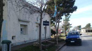 Explosión en la subcomisaría de El Perdido: no hubo lesionados