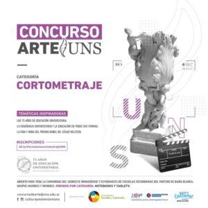 Convocan a participar del Concurso de Arte 2021 de la Universidad Nacional del Sur