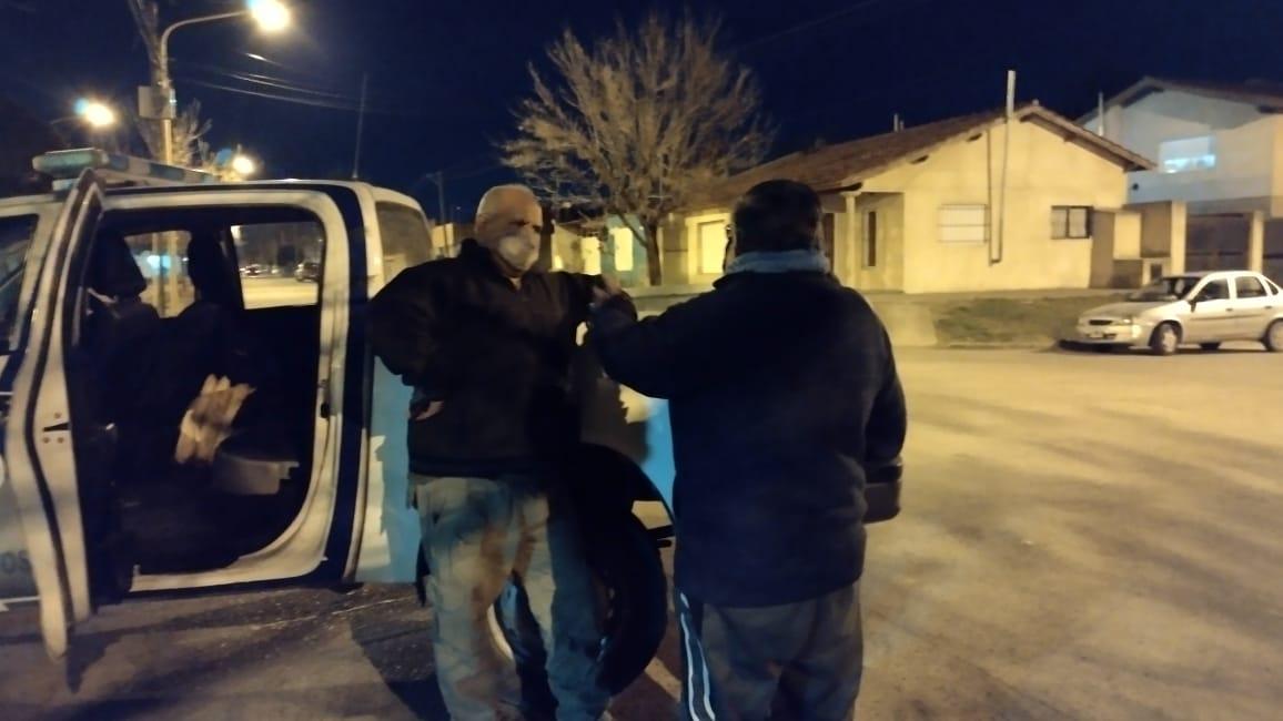 Asaltaron a un viajante: Se resistió y la Policía capturó al delincuente