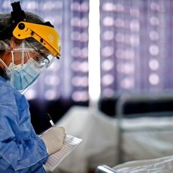 Coronavirus en Argentina: Fallecieron 438 personas y hubo 14.632 nuevos contagios