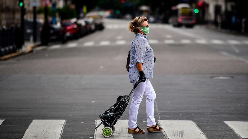 Coronavirus en Argentina: indicaron que 267 personas fallecieron y hubo 13.500 nuevos contagios