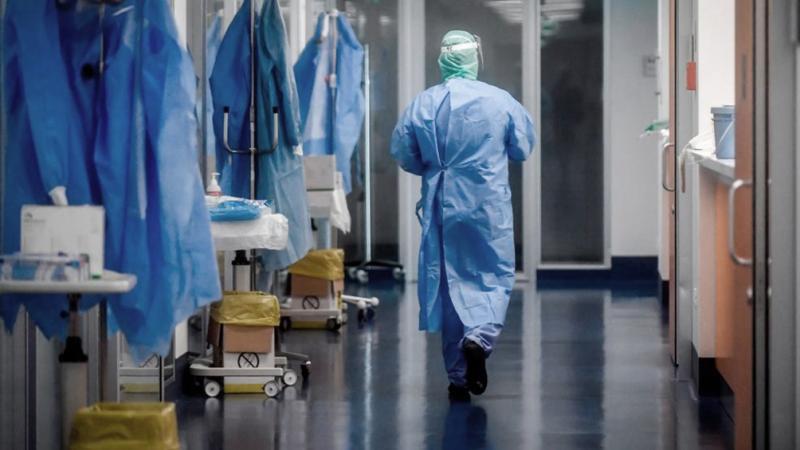 Murieron 405 personas y 14.850 fueron reportadas con coronavirus en el país