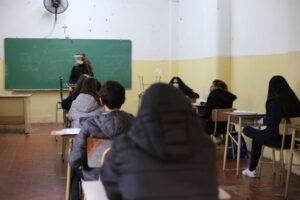 La Provincia evalúa dar clases los sábados y en contraturno para recuperar contenidos