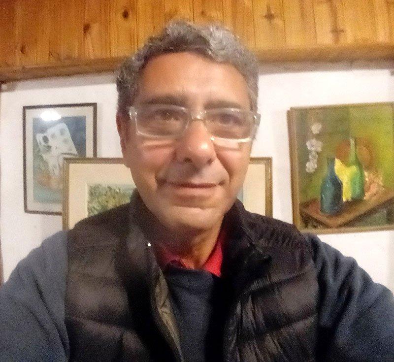 Alrededor de las 9, la Fragata Libertad pasó por Miramar en dirección a Claromecó