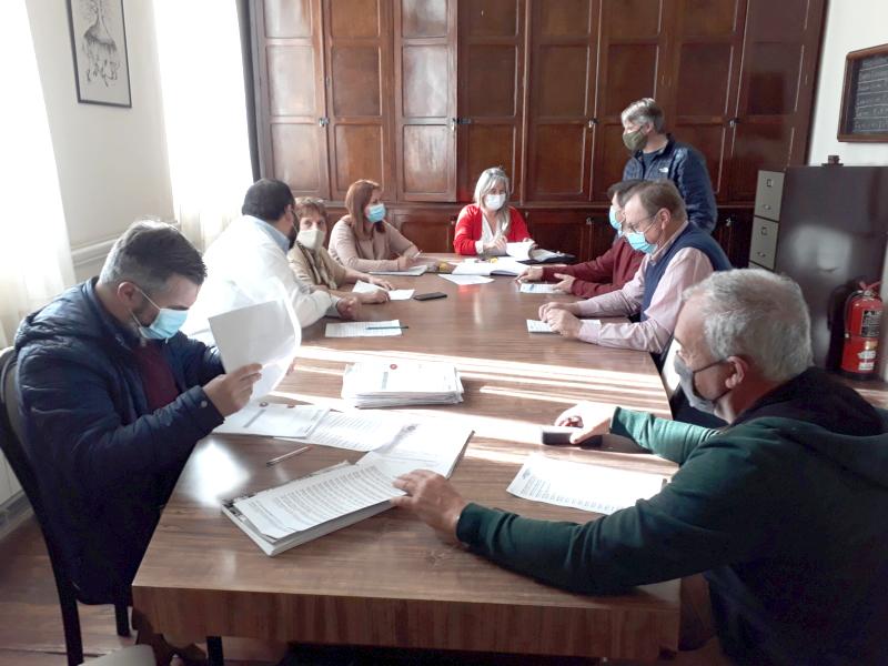 Concejo: Legislación sigue evaluando el pedido de los clubes de servicio para que se les ceda un predio en comodato