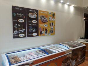 """Aloha llega a Tres Arroyos como un """"shopping del helado"""""""