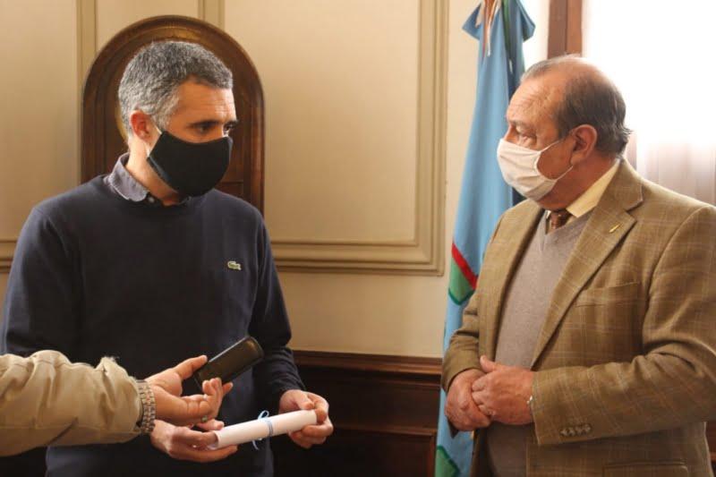 """""""Panchito"""" Aramberri renuncia como Director de Turismo"""