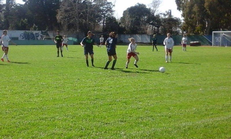 Fútbol Femenino: Se suspendió la fecha del Oficial