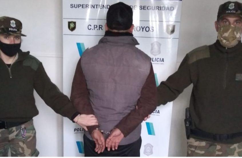Detuvieron a un joven acusado de robo con arma de fuego
