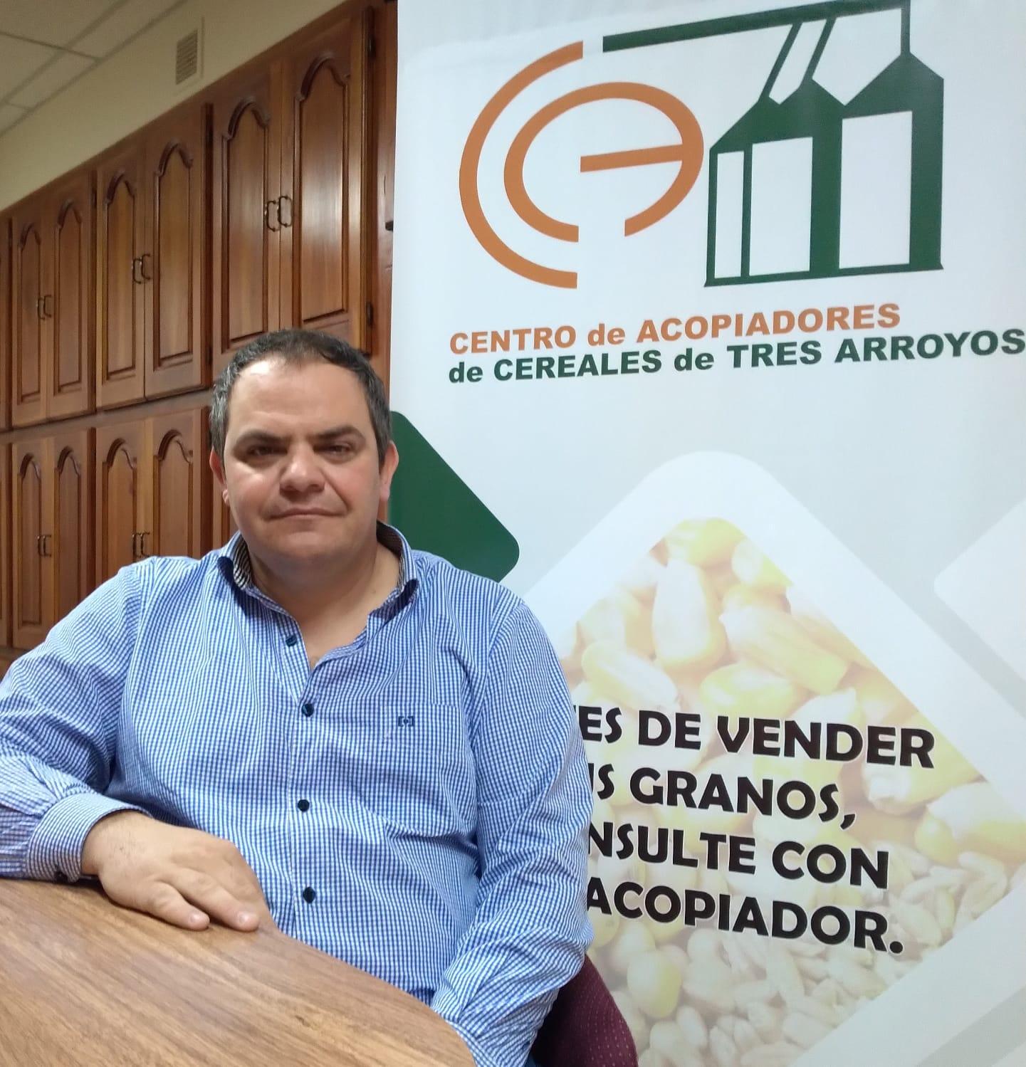 """Fuente, del Centro de Acopiadores de Cereales: """"la sociedad expresó el descontento que tiene con el Gobierno"""""""