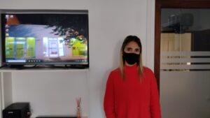 FASTA: Aldana Juárez es la primera egresada y matriculada de Martillera y Corredora Pública