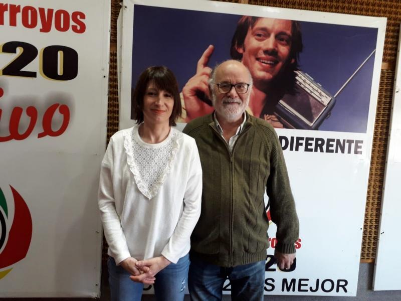 """Cristina Ferrero presenta mañana """"Nada es para siempre"""" en La Casona"""
