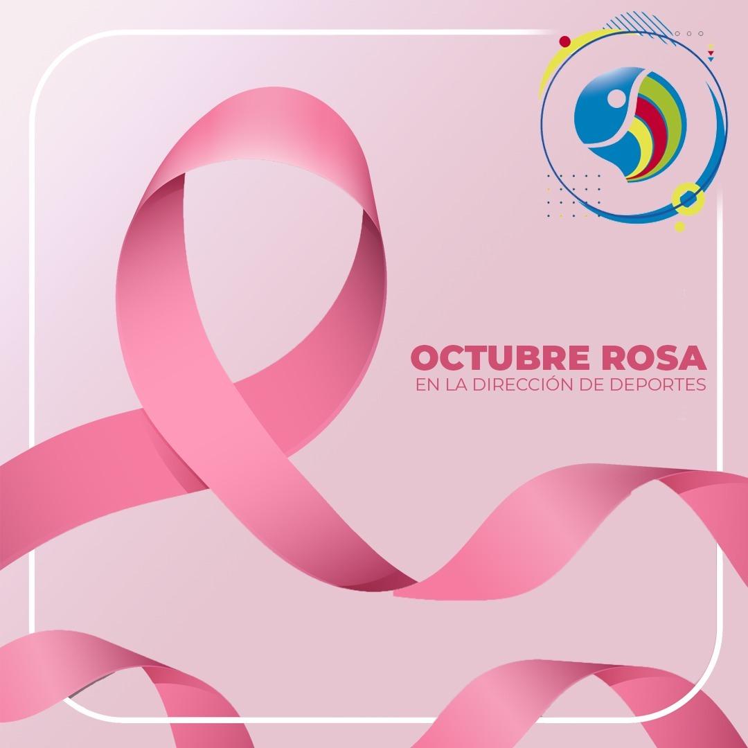 Deportes: Actividades especiales por el Mes Rosa