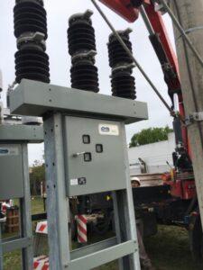 CELTA: Rápida solución a una  falla eléctrica que dejó sin suministro a parte de la ciudad