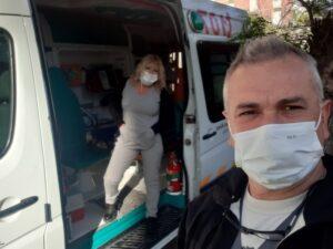 CRESTA – UPSO: Comenzaron las prácticas de la Diplomatura en Emergencias Prehospitalarias (video)