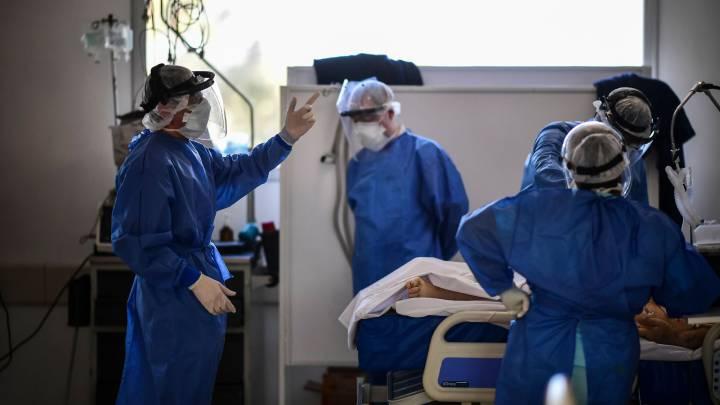 Coronavirus: Murieron 56 personas y se registraron 1.064 nuevos contagios en el país
