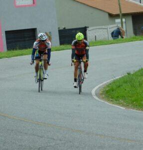 Ciclismo en Tandil: Hubo tresarroyenses con buena participación