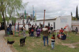 Día de la Familia: Comenzaron los festejos en El Parquecito