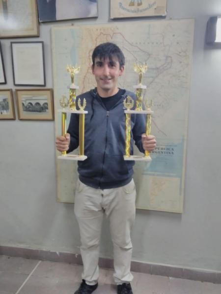 Colombófilas: Doble triunfo de Oñatibia desde Campo de Mayo