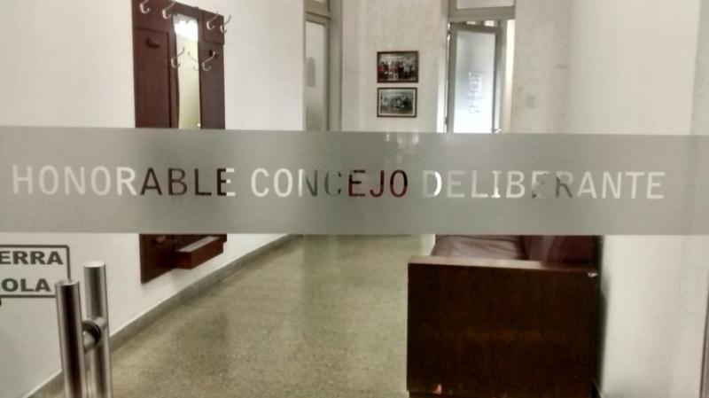 Hoy sesiona el Honorable Concejo Deliberante de Chaves